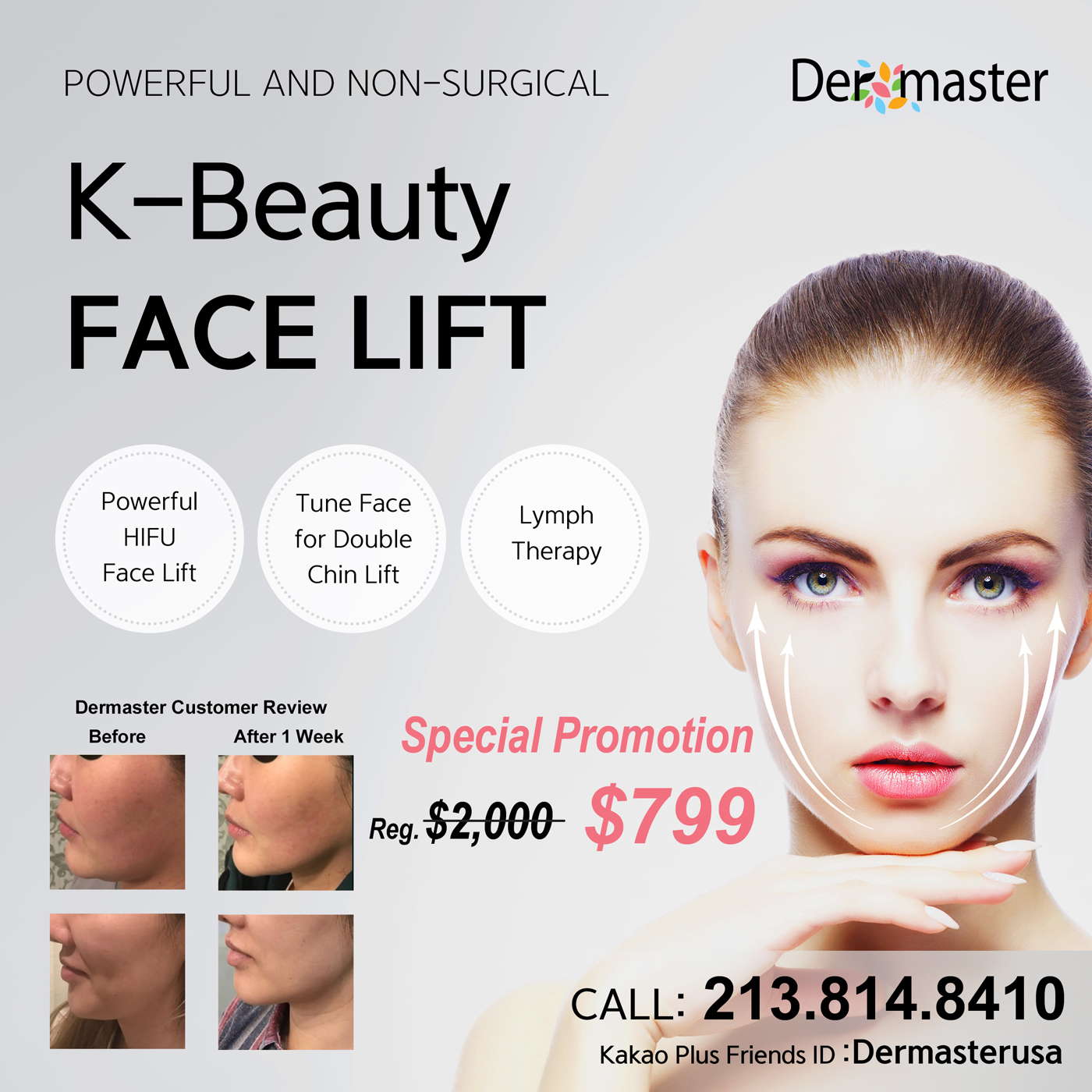 Face - Dermaster Skin Care USA